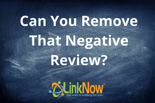 Removing Reviews